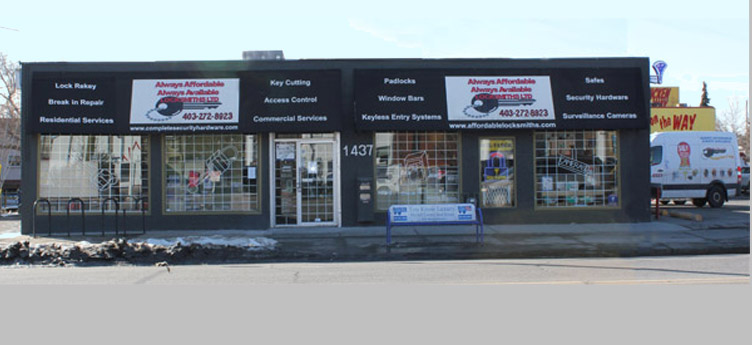 Full Service Centre and Showroom